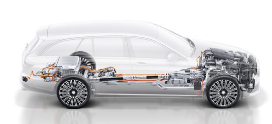 Mercedes-Benz bringing series of 3rd-generation plug-in hybrids to