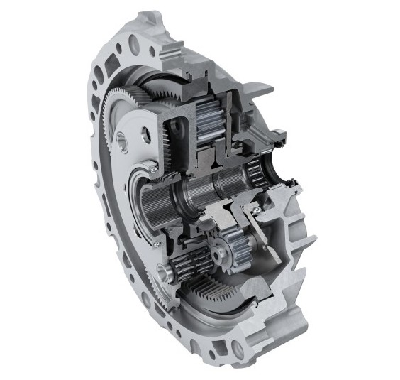 Schaeffler begins volume production of transmissions for the electric drive in the Audi e-tron; parallel axis and coaxial