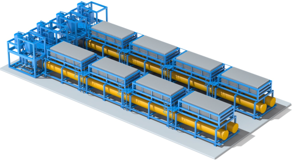 Thyssenkrupp Offering Large Scale Water Electrolysis
