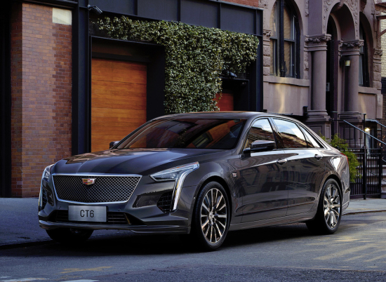 Cadillac Introduces New Ct6 Flagship Sedan With Tri System In China
