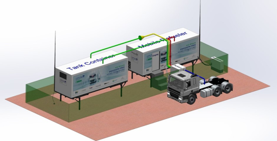 TNO joins H2-Share project to build and demo 27t hydrogen fuel cell