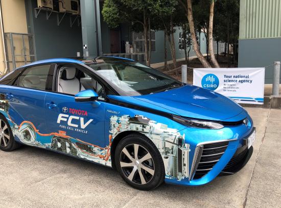 CSIRO hydrogen2