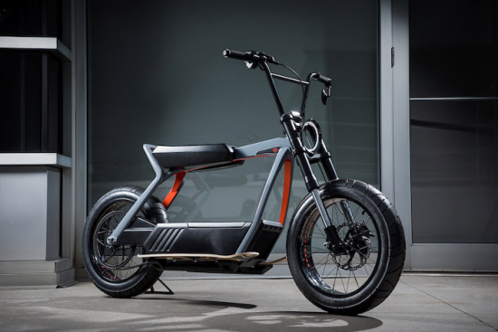 Harley-Davidson 2020 LiveWire electric motorcycle available