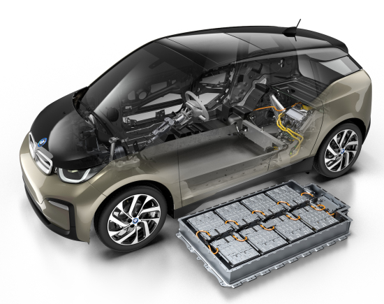 Bmw Boosts I3 And I3s Batteries To 120ah 42 2 Kwh Pack Almost