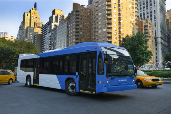 Nova Bus to supply 350 new diesel buses to Baltimore - Green