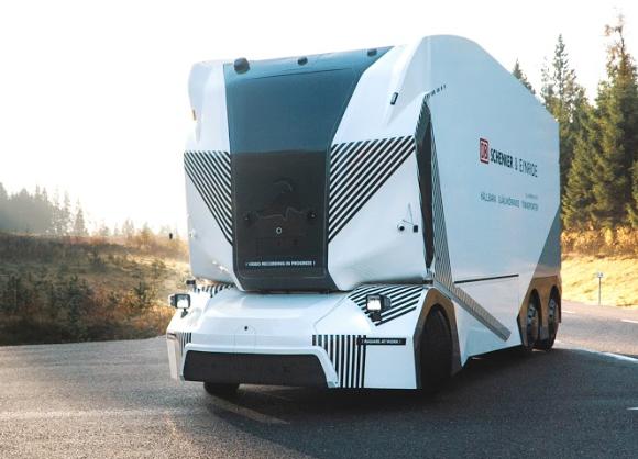 Self-driving-truck-4