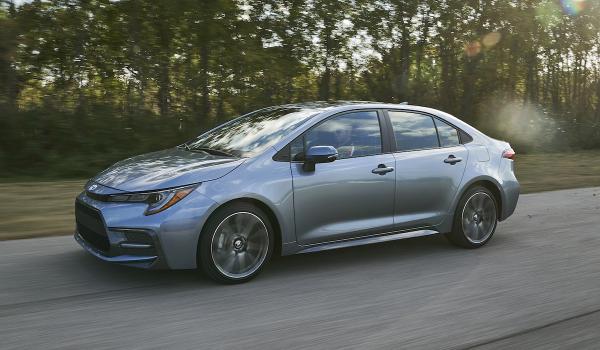 Toyota to offer 2020 Corolla Hybrid in US; new sedan joins Corolla family worldwide, including hybrid model