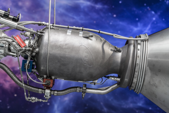 photo of Orbex unveils Prime rocket; largest 3D-printed rocket engine; bio-propane-fueled image