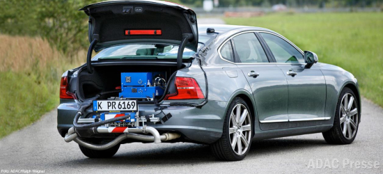 ADAC testing finds new diesel cars cleaner than required