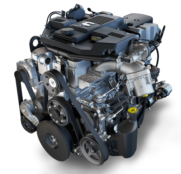 Next-generation Cummins 6.7L turbo diesel first in class ...