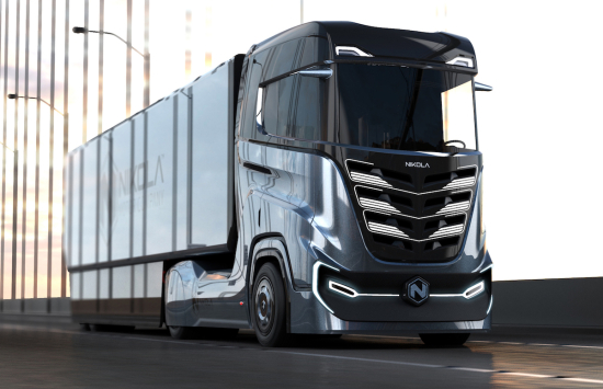 photo of Nikola Motor to introduce all-battery versions of Nikola Two and Tre fuel-cell heavy-duty trucks image