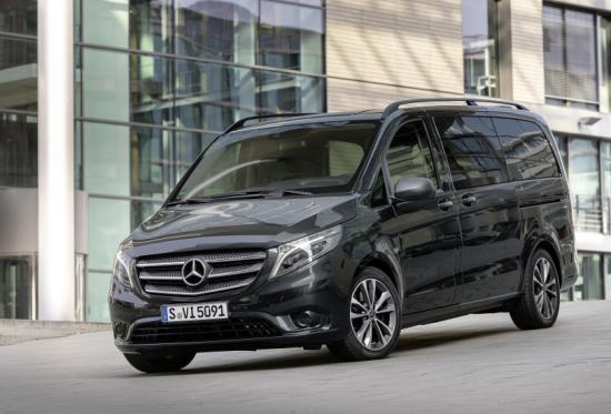 Mercedes-Benz Vito gets OM 654 four-cylinder diesel engine