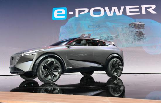 Geneva Motor Show 2019 - Nissan Press conference - IMQ Concept car-1200x765