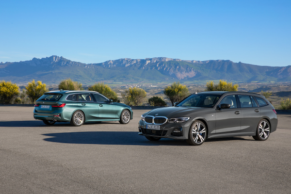 photo of New BMW 3 Series Touring to offer PHEV version; XtraBoost mode image