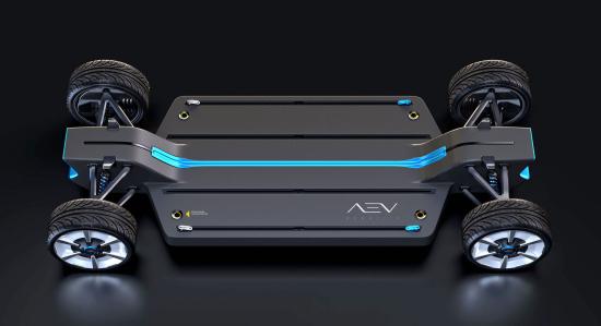 AEV's Modular Vehicle System