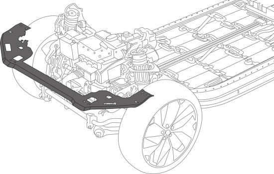 Front End Carrier Illustration