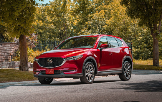 Mazda Cx 5 Diesel Available In Canada In August Green Car Congress