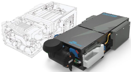 Ballard announces order from Solaris for 12 fuel cell modules to