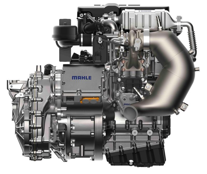 RRA modular powertrain eMPT A1 rear