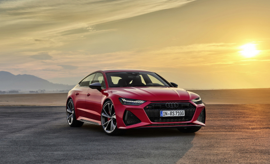 photo of Second-generation Audi RS 7 Sportback debuts as a wide-bodied, 48V mild-hybrid five-seater; cylinder-on-demand image