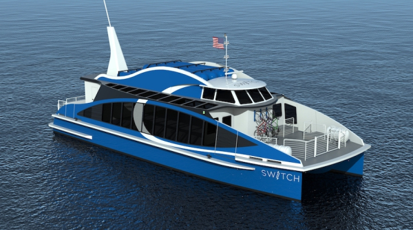 photo of SW/TCH Maritime funds the construction of hydrogen fuel cell e-ferry image