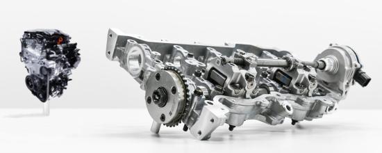 Hyundai Motor Group unveils CVVD engine technology