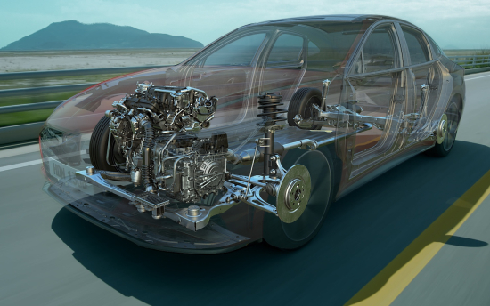 Hyundai Motor Group unveils CVVD engine technology