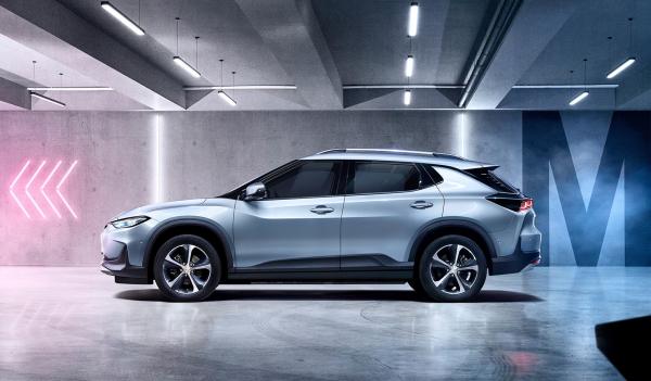 photo of Chevrolet Menlo EV makes global premiere in China image