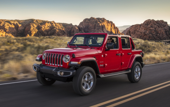 3 0l Ecodiesel Available Across The 2020 Jeep Wrangler Four