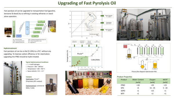 BTG and GoodFuels exploring options for joint investment to convert pyrolysis oil to low-carbon fuel for ships