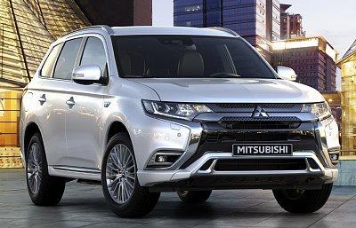 Mitsubishi Outlander Phev Hits 200 000 Global Sales Green Car Congress