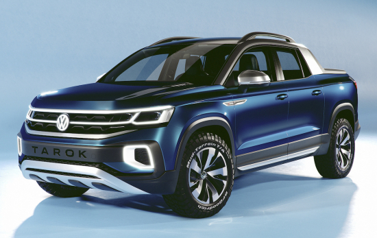 Vw Of America >> Vw Of America To Gauge Us Appetite For Mqb Based Tarok