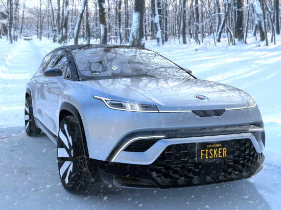 Fisker Ocean EV to make global public debut at CES 2020; Electrify America charging station network partner