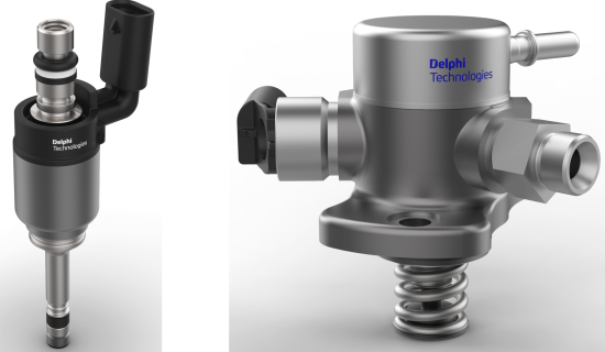 photo of New Delphi 500+ bar GDi system cuts particulates by up to 50% without engine changes image