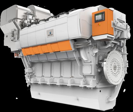 Wärtsilä-31-engine