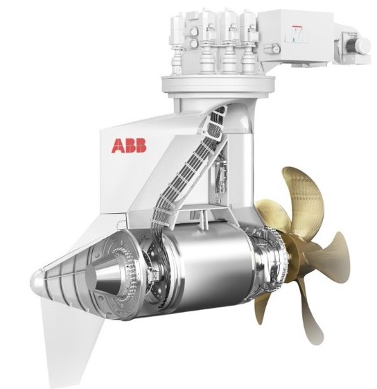 Study finds ABB Azipod electric propulsion can save $1 7M in
