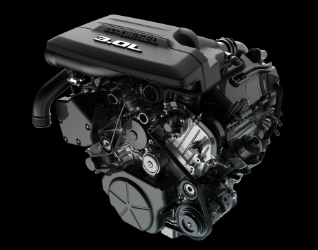 Gen 3 Ecodiesel in 2020 Ram 1500 EcoDiesel delivers 480 lb-ft