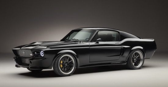 Charge Cars to present fully electric Mustang at Goodwood Festival of  Speed; price starts at US$380,300 - Green Car Congress