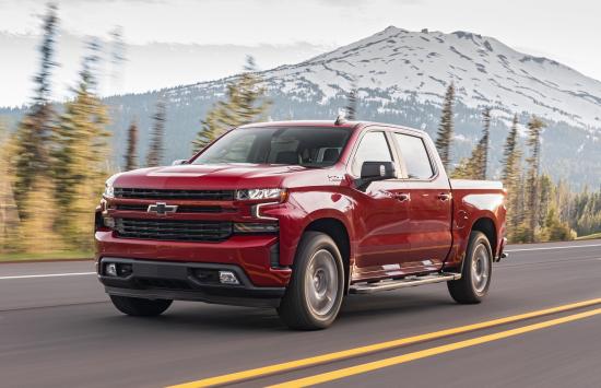 2020 Chevrolet Silverado 1500 with new diesel delivers EPA