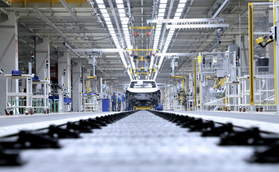 Volkswagen starts pre-production in first China plant focused only on e-mobility; MEB-based vehicles from Oct 2020 - Green Car Congress