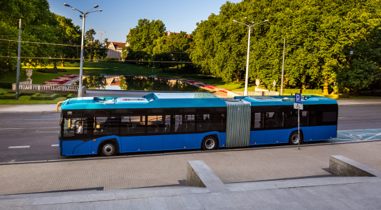 Swedish bus operator orders 8 electric, 42 natural gas