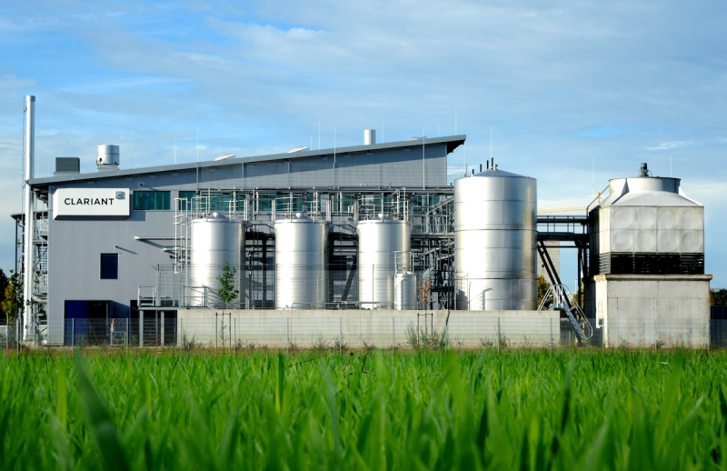 Clariant Image Pre-commercial plant Straubing 20190902