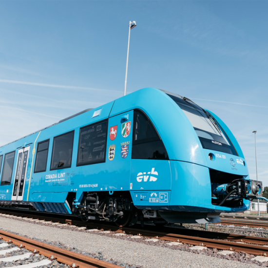photo of AKASOL to supply battery systems for Alstom's hydrogen trains image