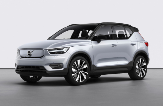 Volvo Cars says early demand for fully electric Volvo XC40 Recharge P8 AWD is strong