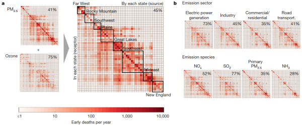 photo of MIT study: half of US deaths related to air pollution are linked to out-of-state emissions image