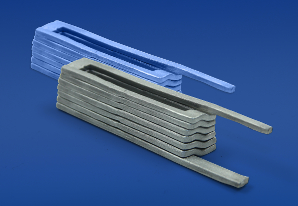 Fraunhofer researchers develop technique to produce aluminum windings for motors