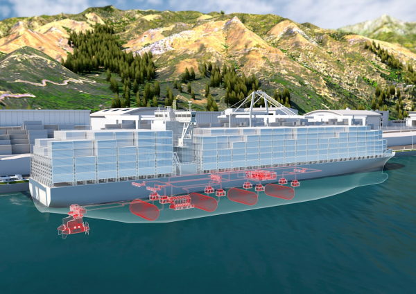 ABB, Hydrogène de France jointly to manufacture megawatt-scale fuel cell systems capable of powering ocean-going vessels