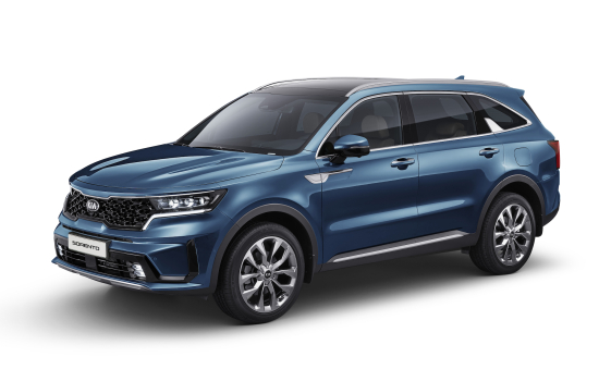 Kia announces new platform and powertrain details for next-generation Sorento; hybrid, GDI and diesel; PHEV to come