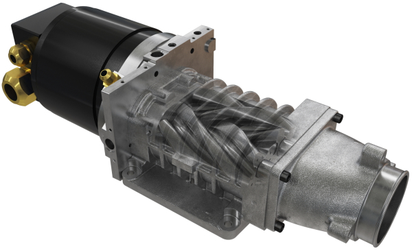 Eaton modifies Twin Vortices Series for fuel cell module applications