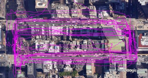 NYC Connected Vehicle Pilot uses an innovative approach to verify location accuracy in the city's urban canyons